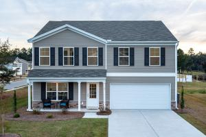 Photos of previously built home. Features and colors will vary.