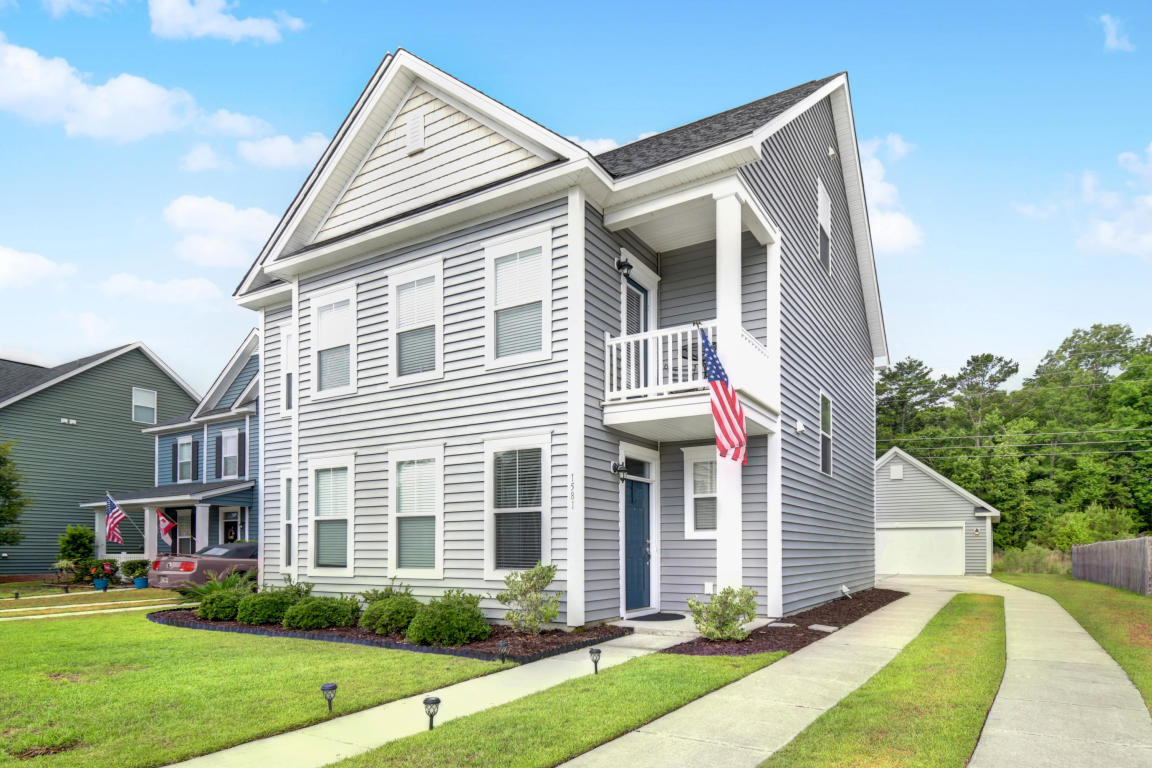 1581 Seabago Drive Charleston, SC 29414