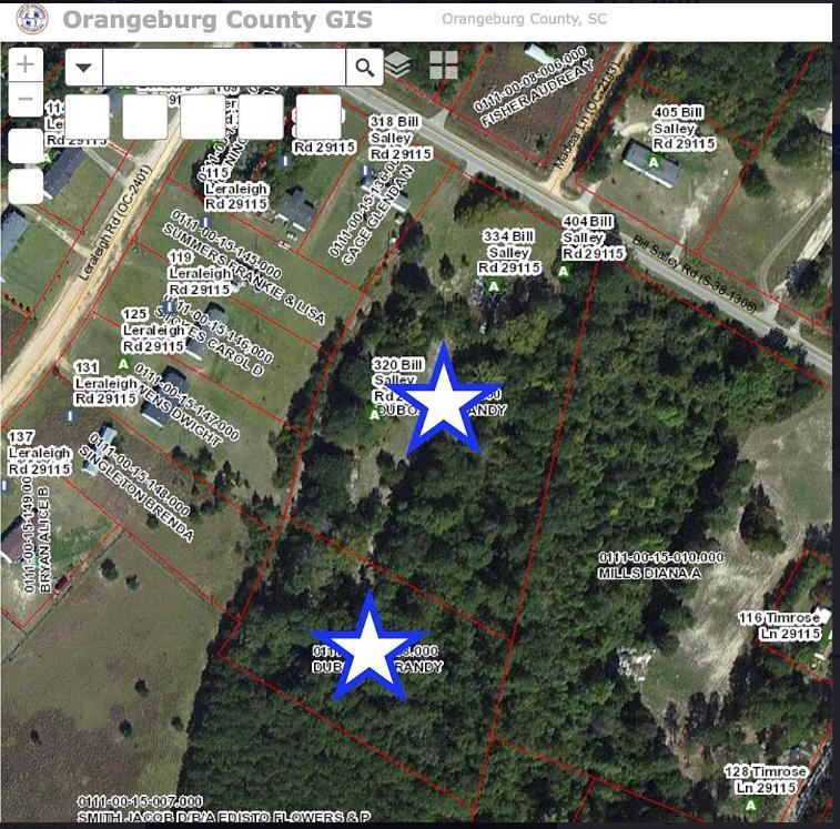 320 Bill Sally Road Cordova, SC 29039