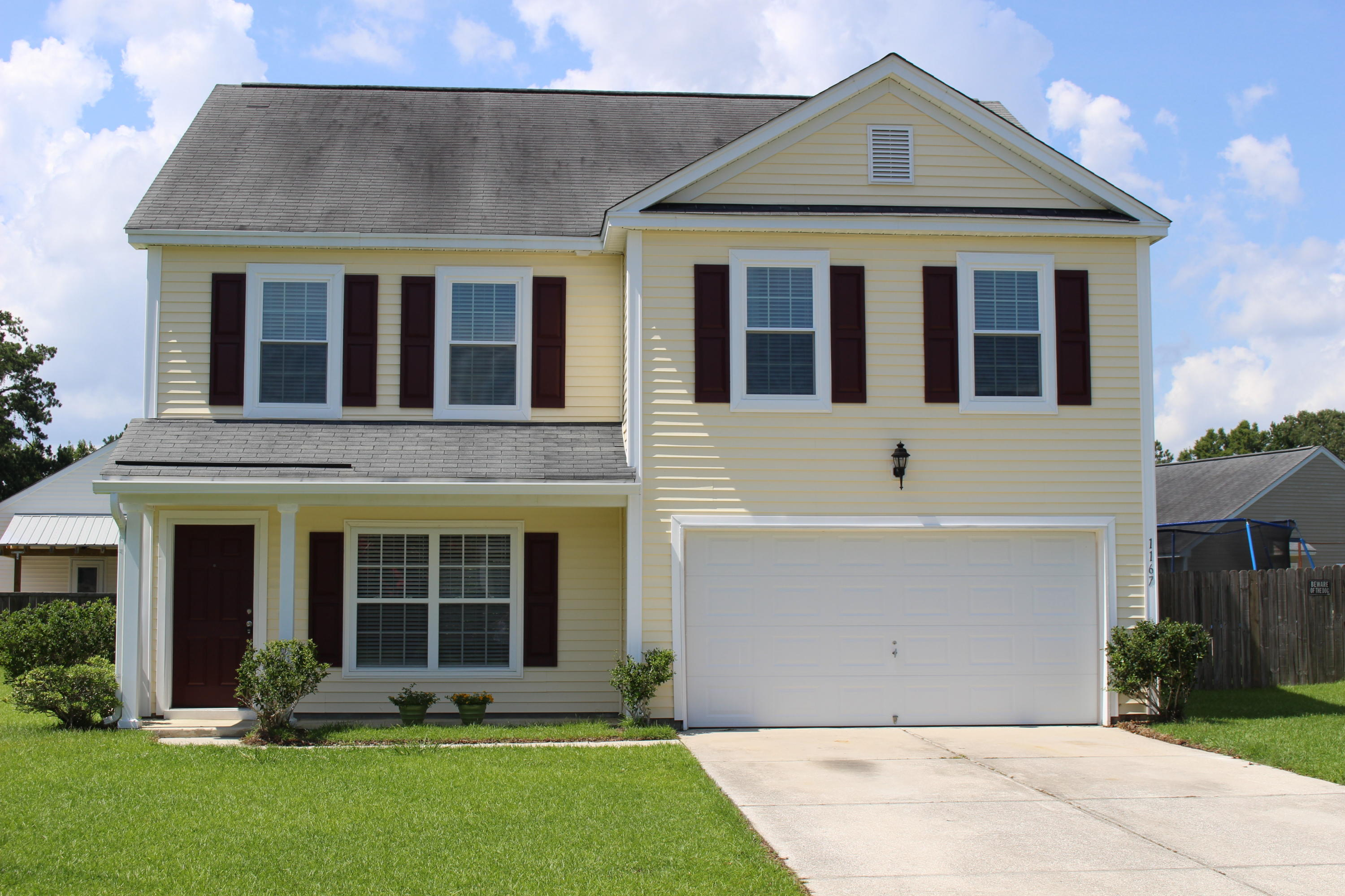 1167 Deerberry Road Hanahan, SC 29410