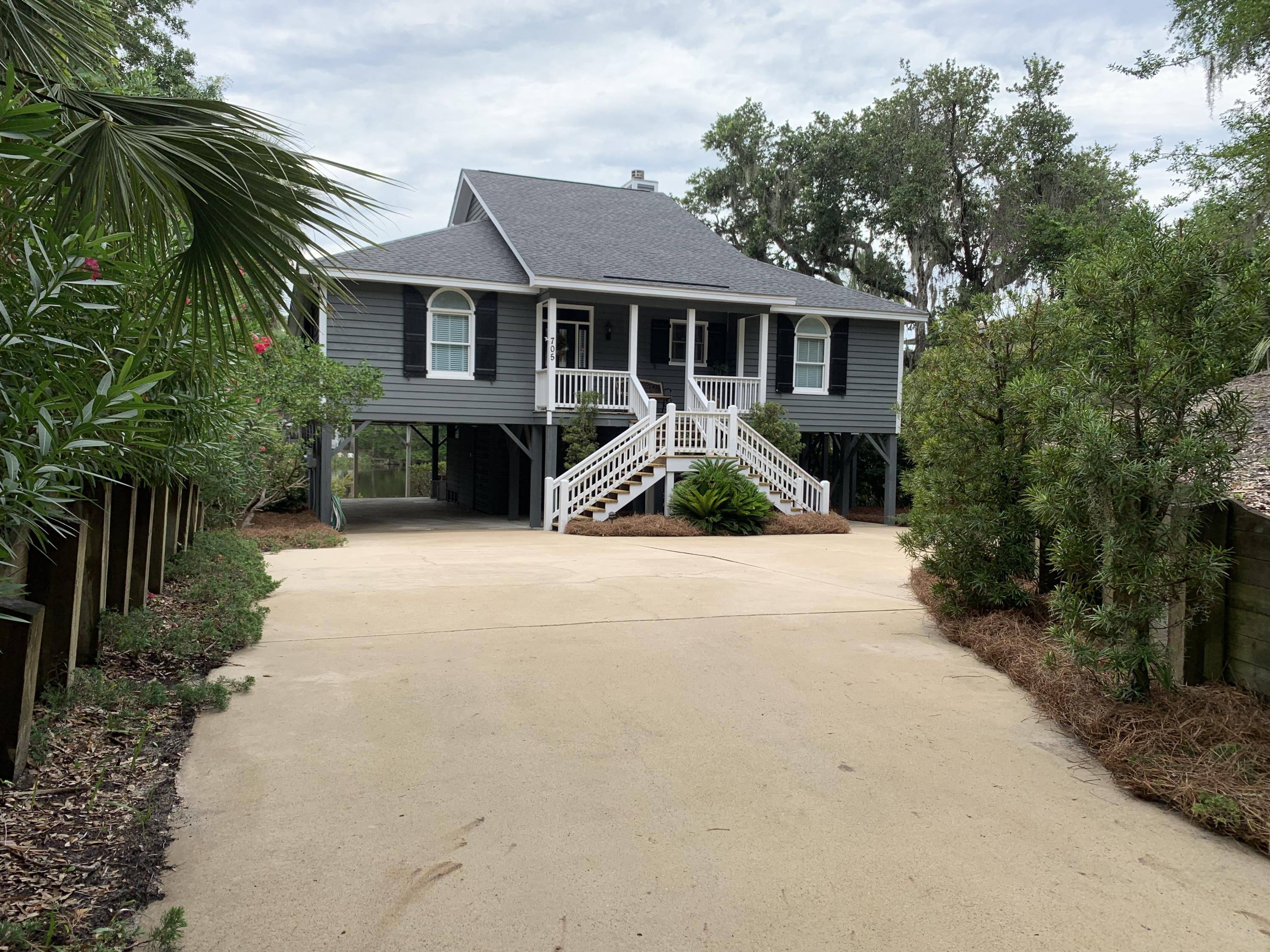 705 Sandpiper Ridge Road Edisto Beach, SC 29438