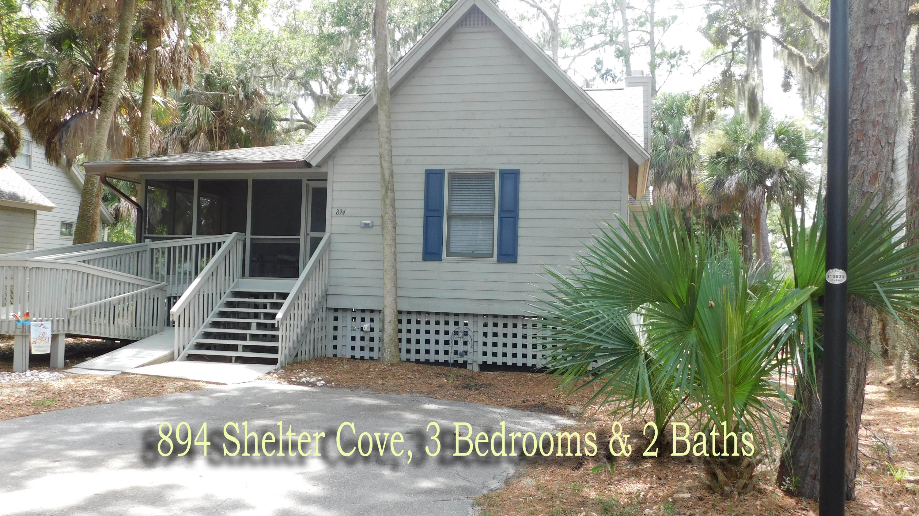 894 Shelter Cove Edisto Beach, SC 29438
