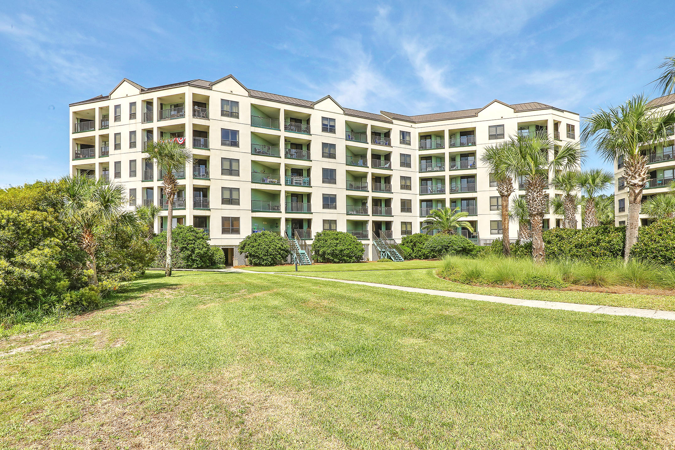 Wild Dunes Homes For Sale - 404 Summerhouse, Isle of Palms, SC - 29