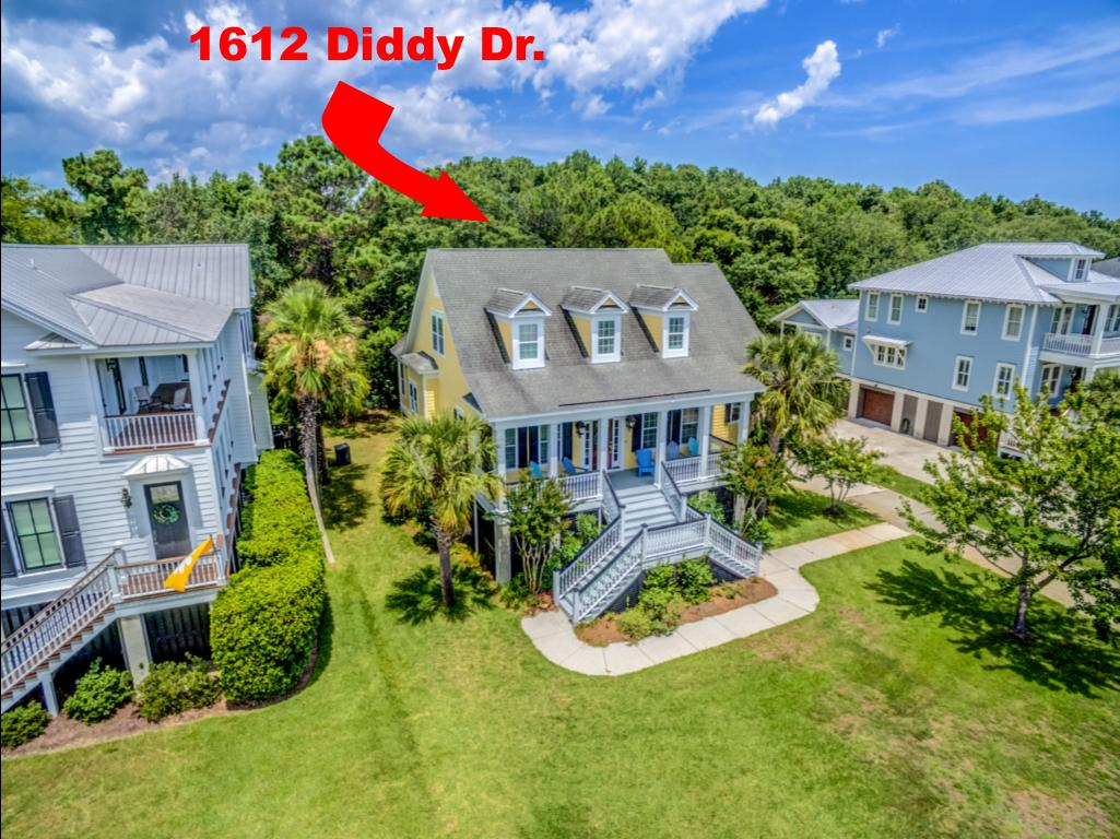 1612 Diddy Drive Mount Pleasant, SC 29464