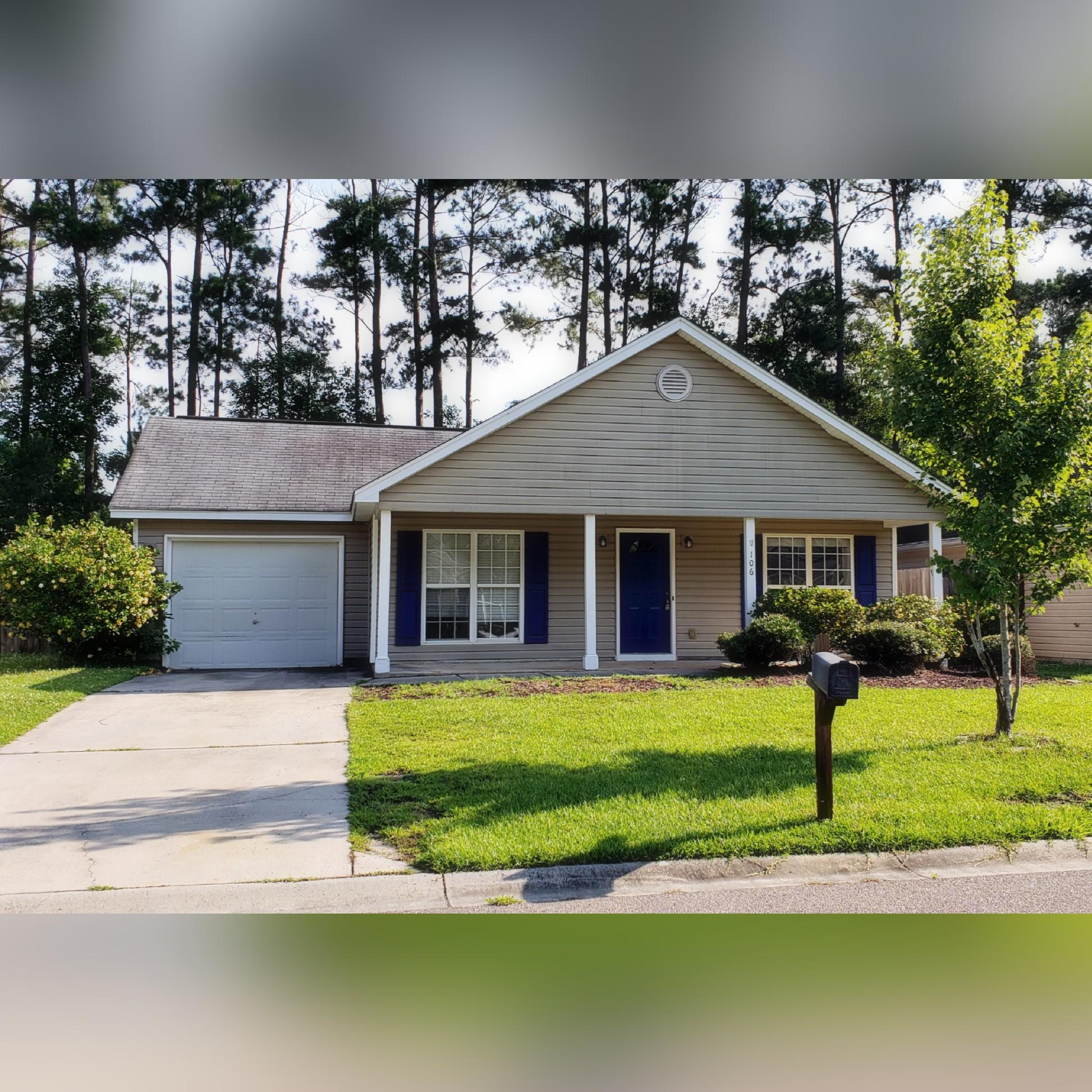 106 Trickle Drive Summerville, SC 29483