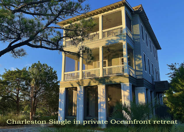 27 Planter's Retreat Edisto Island, SC 29438