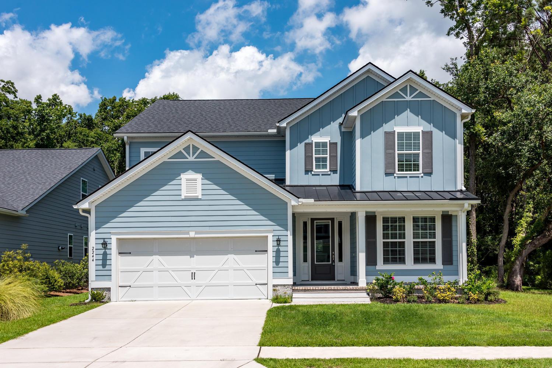 Magnolia Village Homes For Sale - 2244 Spring Hope, Mount Pleasant, SC - 2