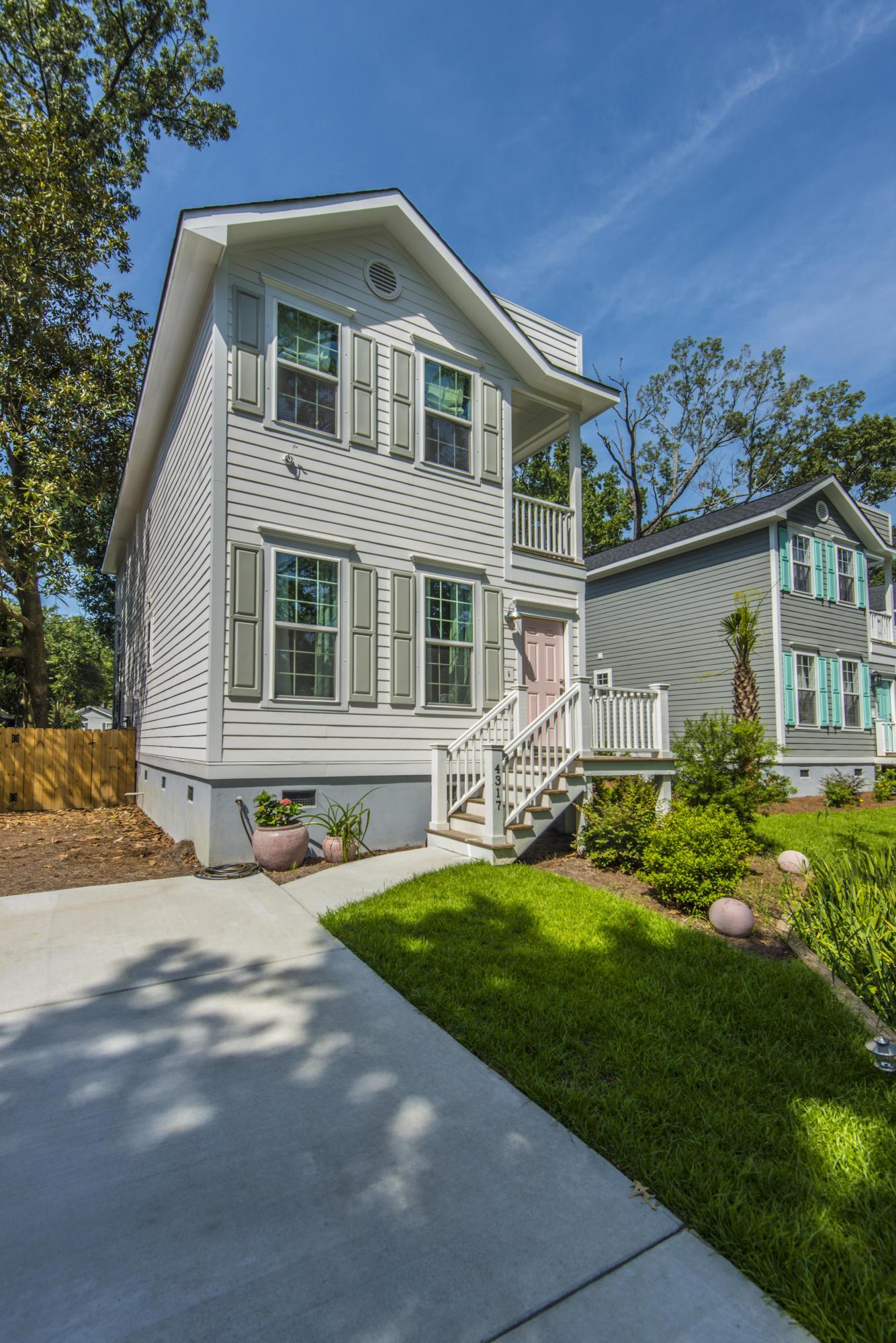 4317 Holmes Avenue North Charleston, SC 29405