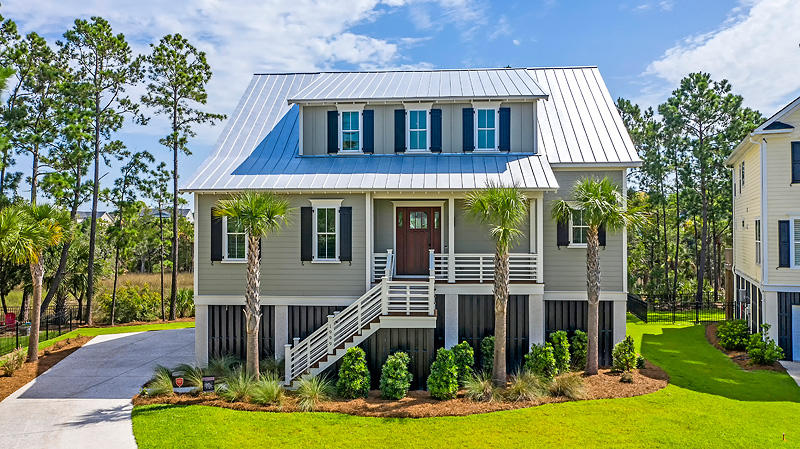 Rivertowne Country Club Homes For Sale - 1999 Creek, Mount Pleasant, SC - 29