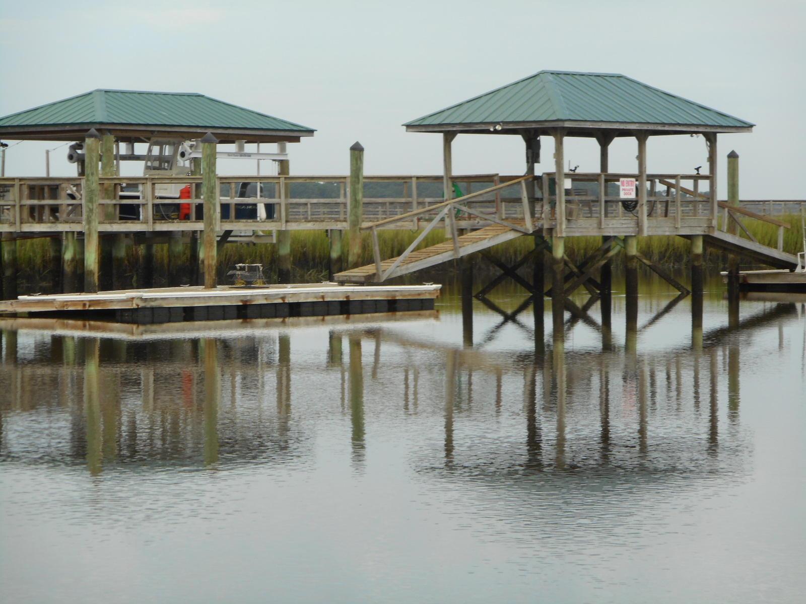 1 Marsh Bluff Court Edisto Island, SC 29438