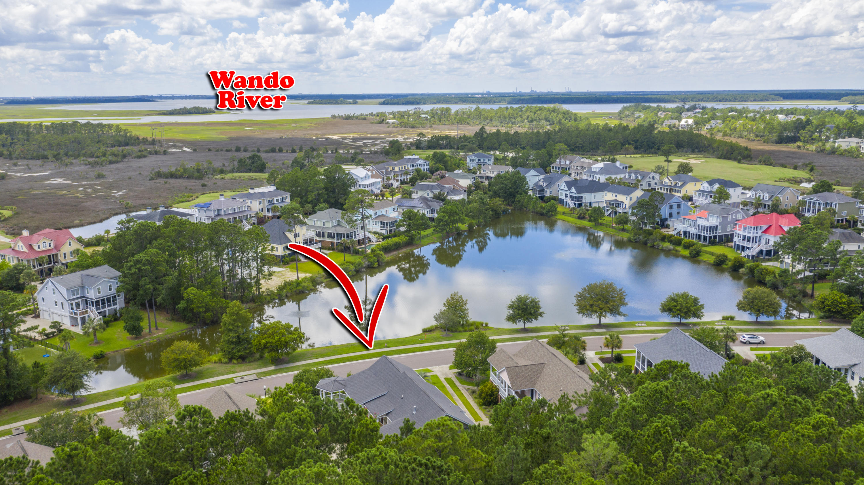 Rivertowne Country Club Homes For Sale - 1721 Rivertowne Country Club, Mount Pleasant, SC - 35