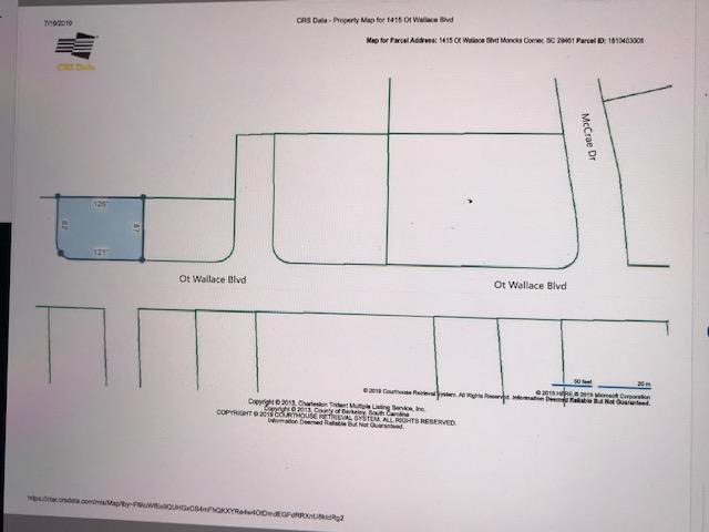 1415 Ot Wallace Boulevard Moncks Corner, SC 29461