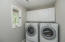 Laundry Room washer and dryer convey