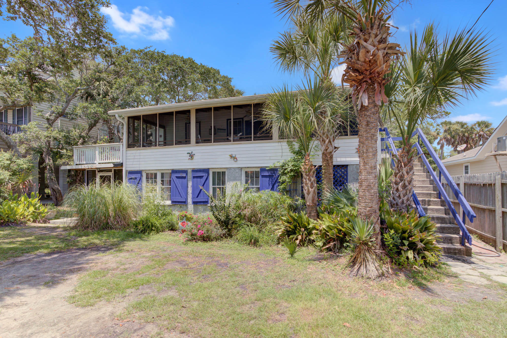 806 W Ashley Avenue Folly Beach, SC 29439
