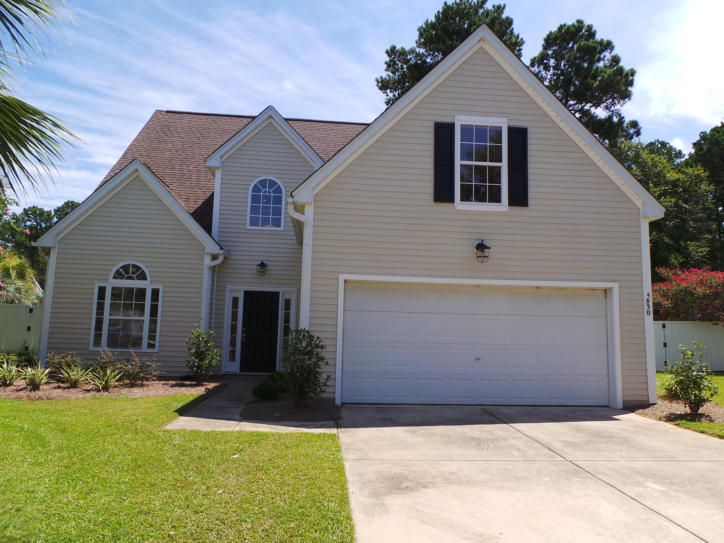 4830 Harvest Moon Court Summerville, SC 29485