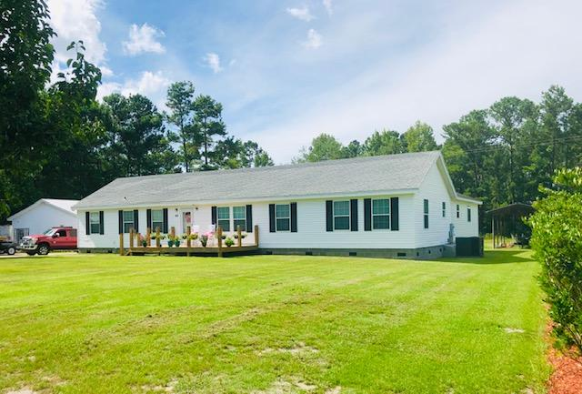 60 Caboose Court Cottageville, SC 29435