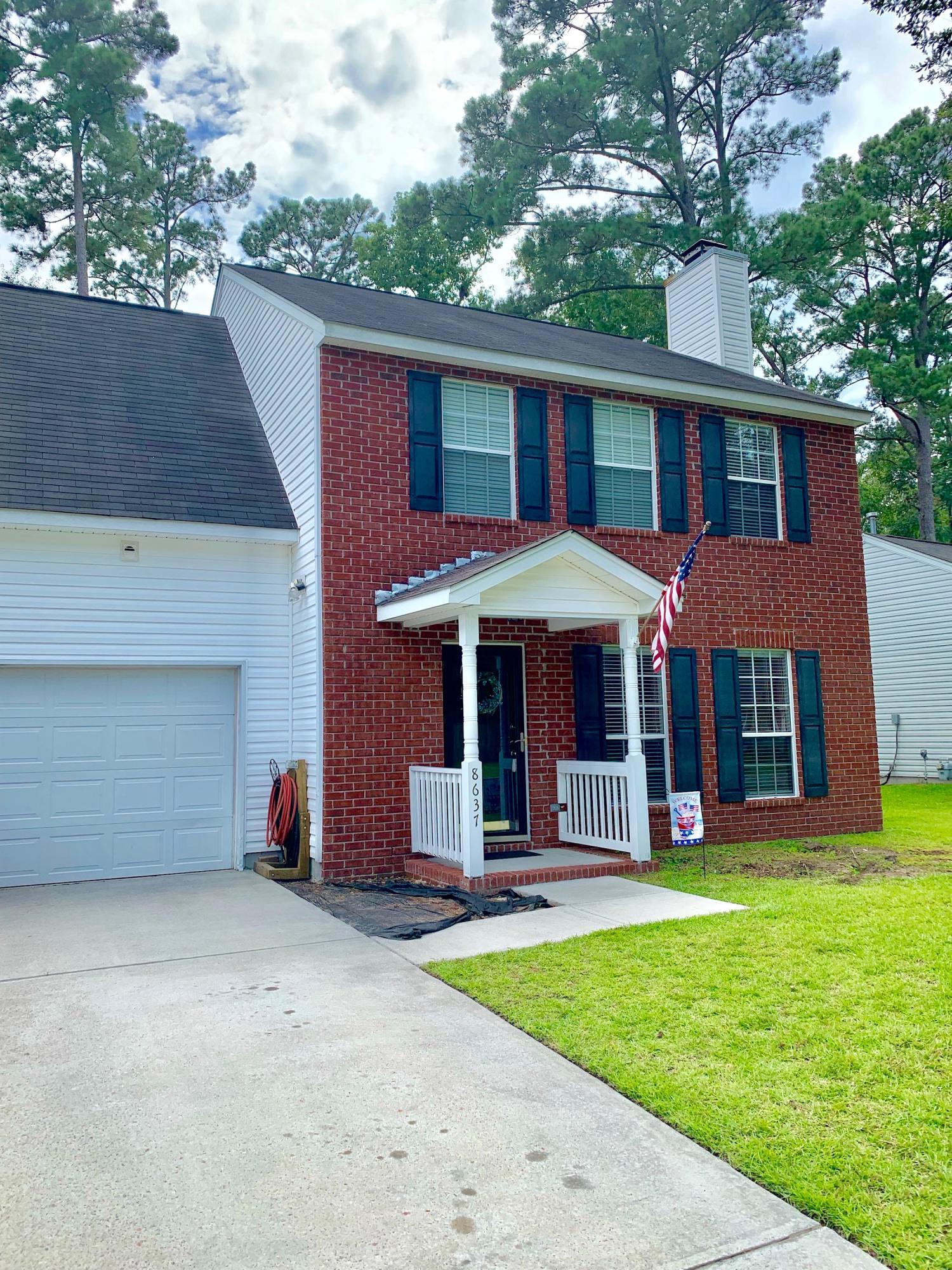 8637 Coppergrove Drive North Charleston, SC 29420