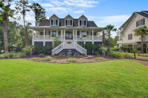 You will feel right at hoe when you step foot in this elegant and elevated low-country charmer!