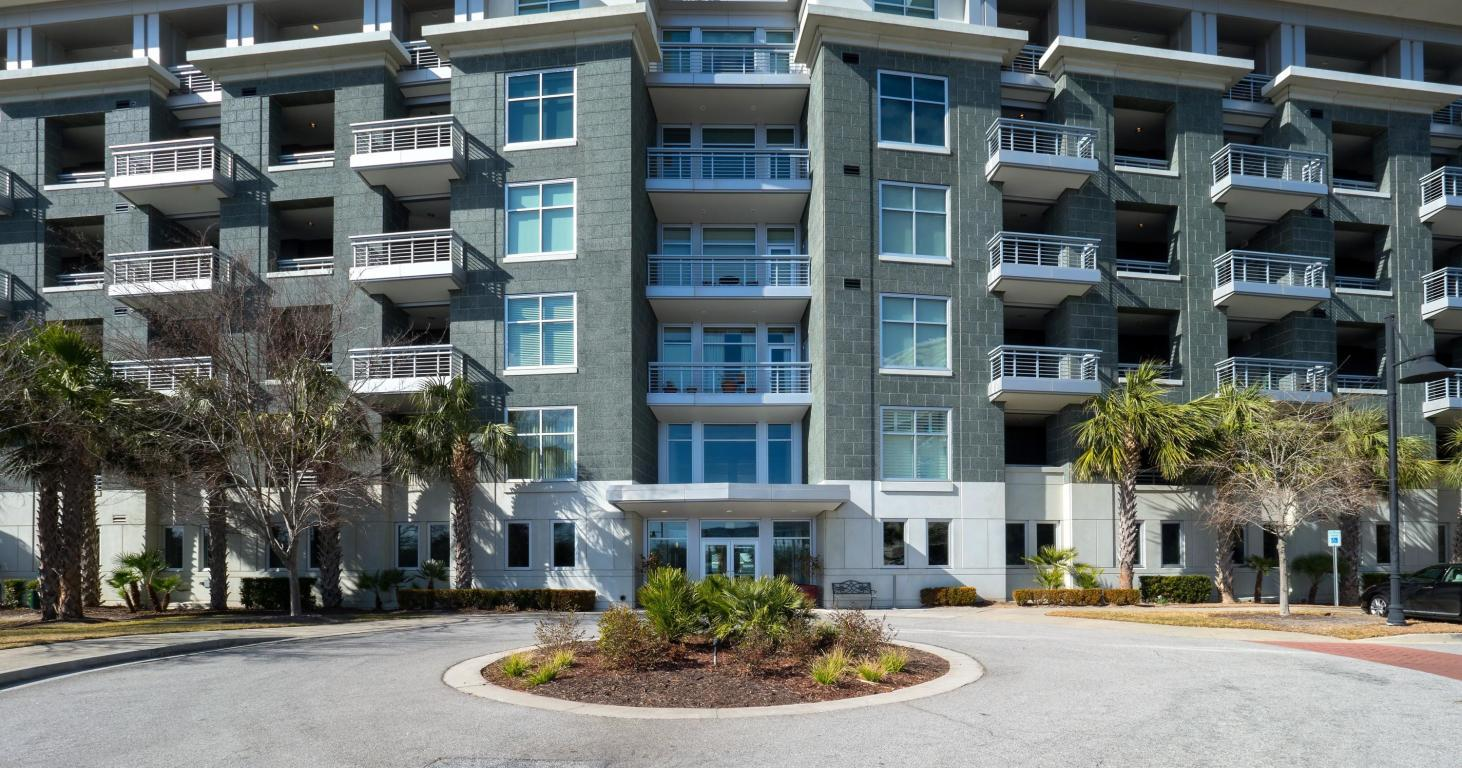 Tides Condominiums Homes For Sale - 313 Cooper River, Mount Pleasant, SC - 1
