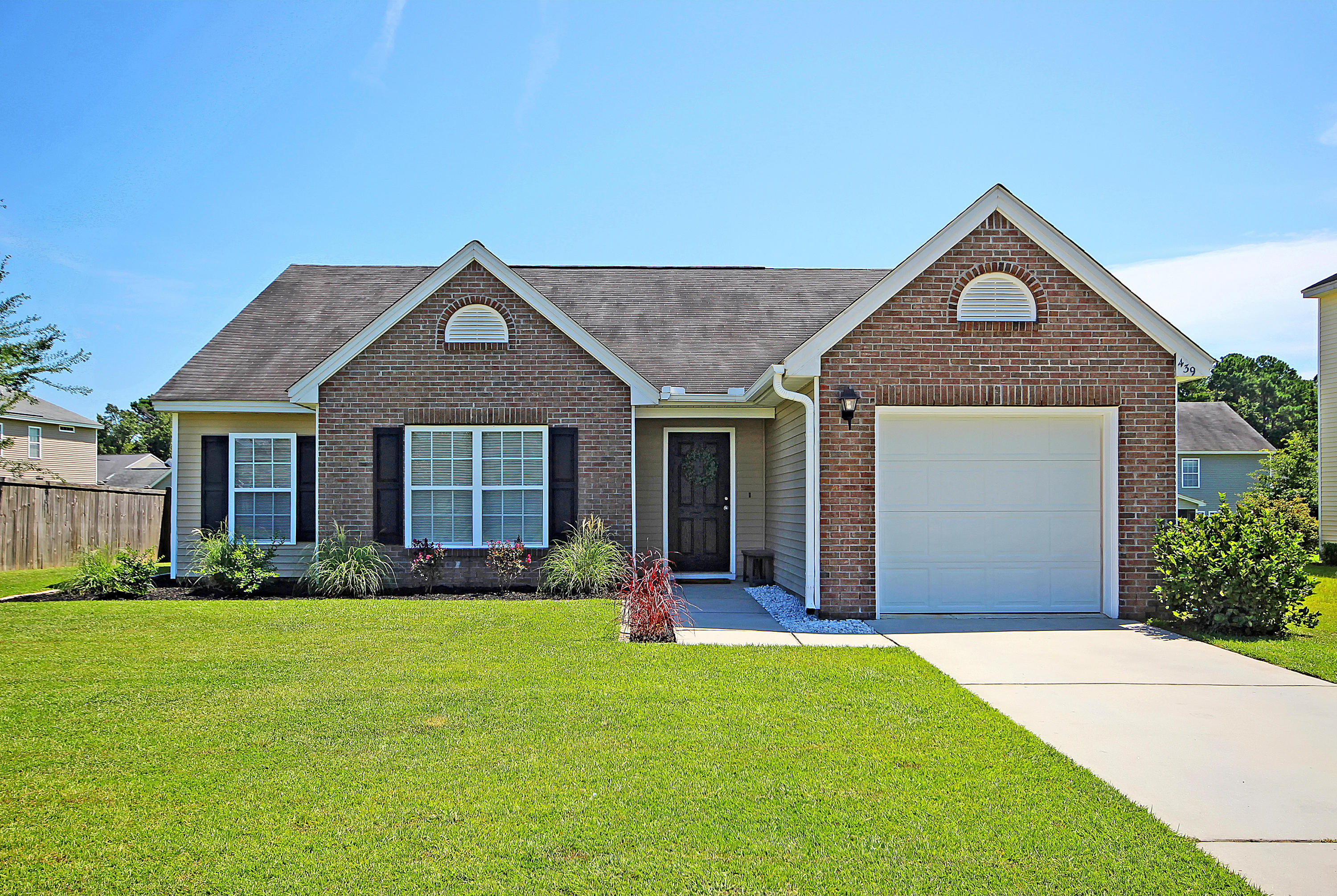 439 Watershed Drive Goose Creek, SC 29445