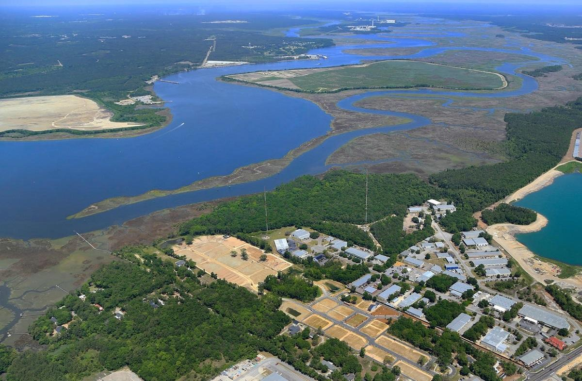 The Marshes at Cooper River Homes For Sale - 100 Rowans Creek, Charleston, SC - 0