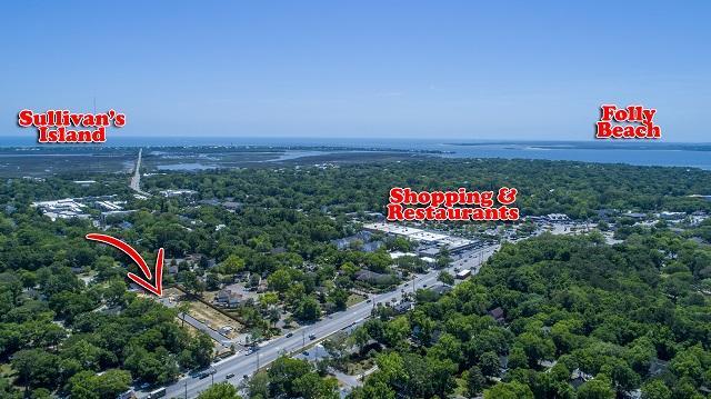 Sea Island Hamlet Homes For Sale - 1225 Gatch, Mount Pleasant, SC - 4