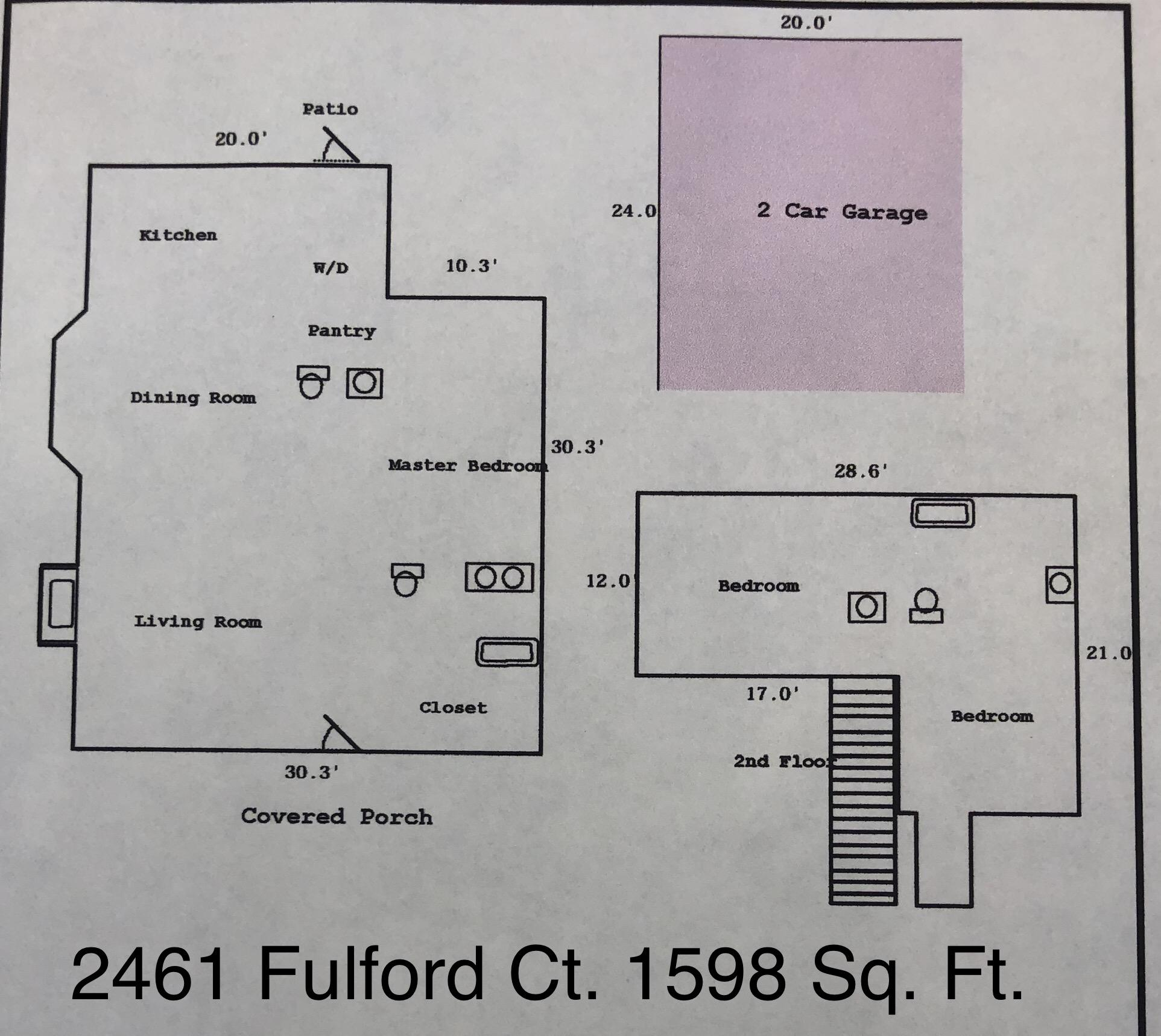 Chadbury Village Homes For Sale - 2461 Fulford, Mount Pleasant, SC - 13