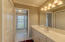 Tub Shower combo and Bonus Cedar closet