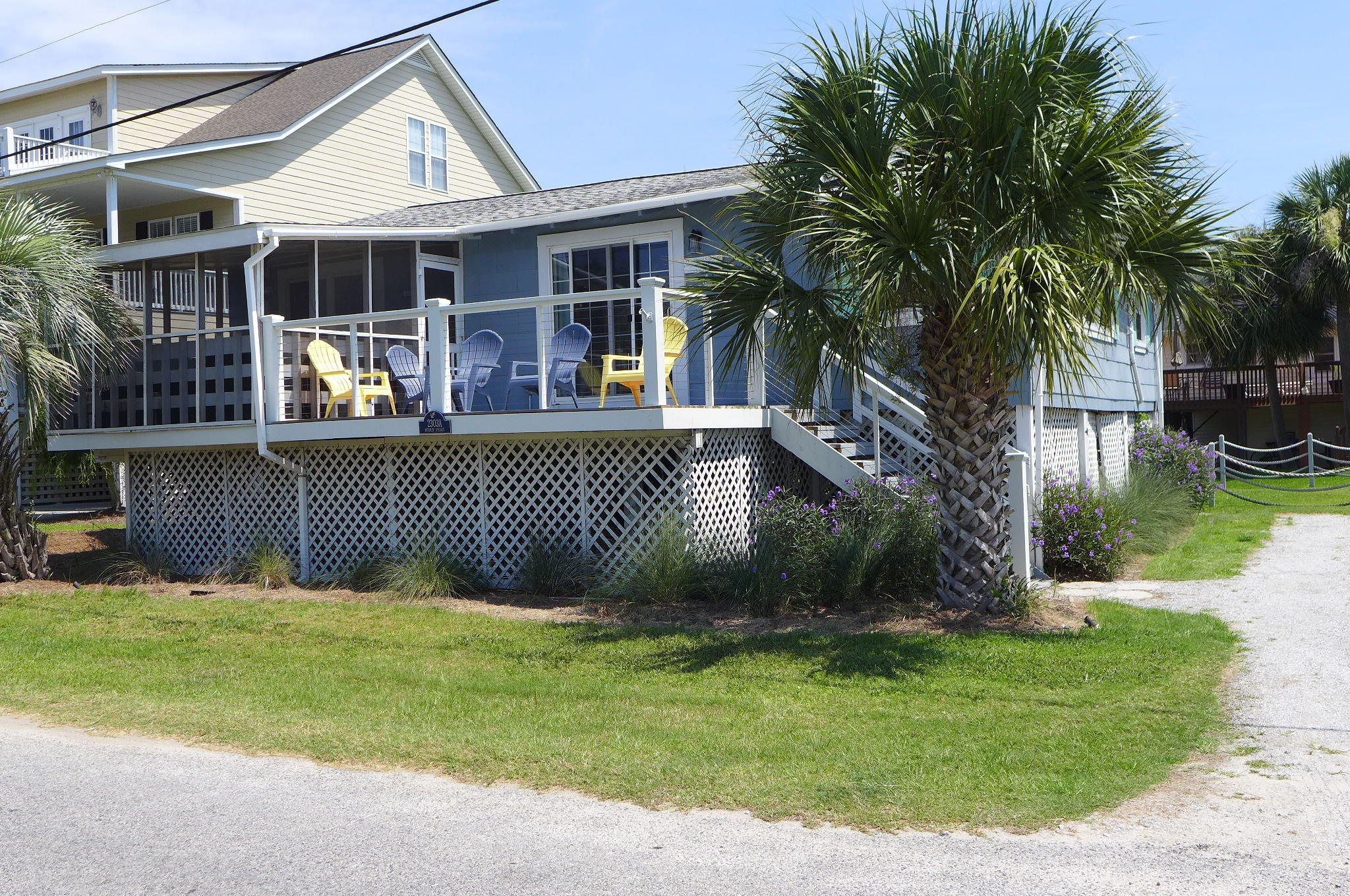 2303-A Murray Street Edisto Beach, SC 29438