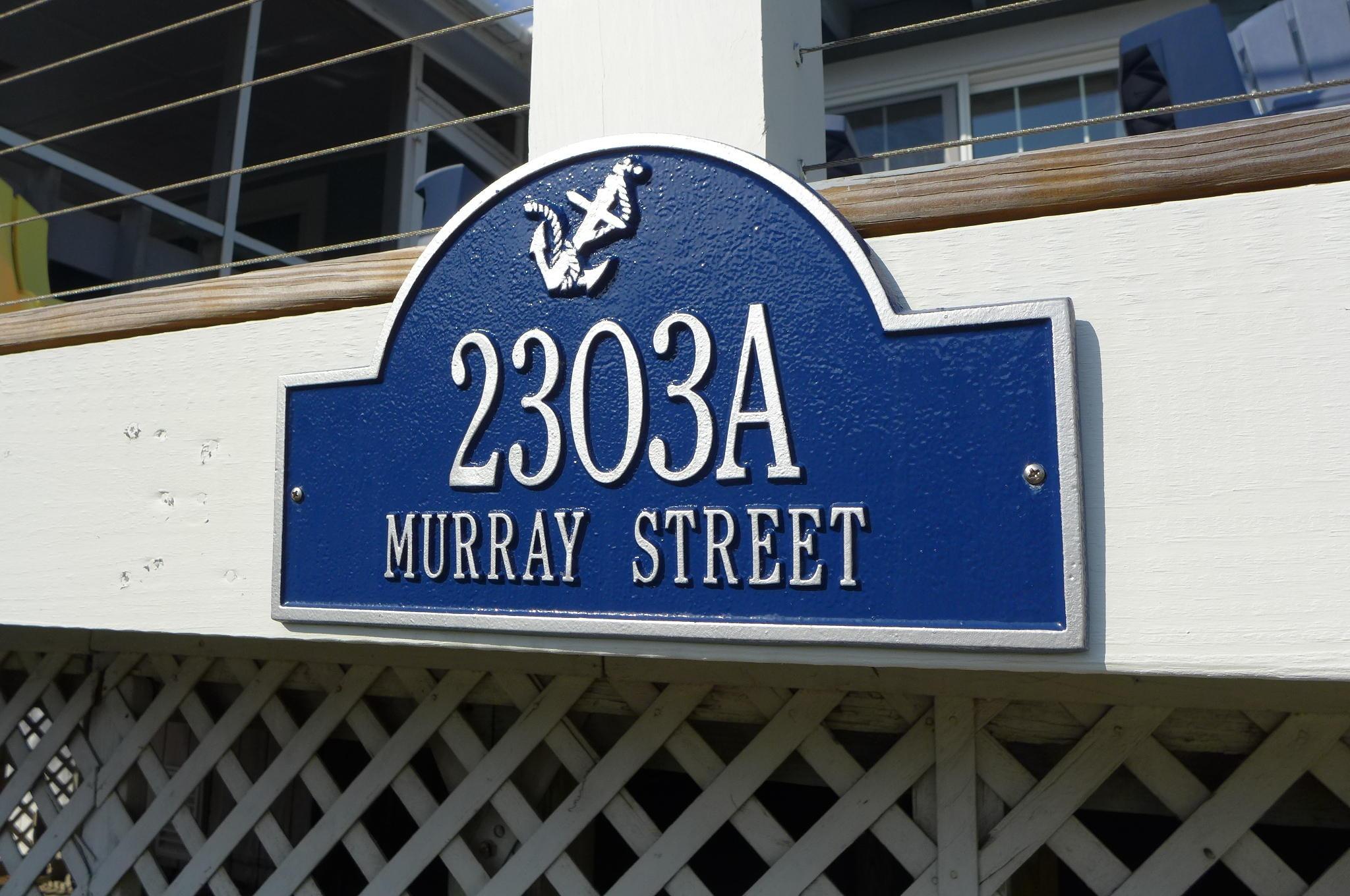 2303-A Murray Street Edisto Beach, SC 29438