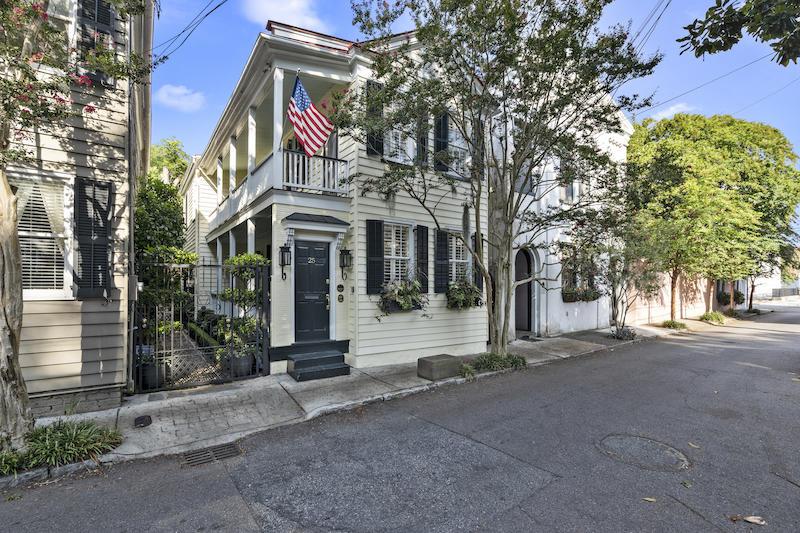 25 Anson Street Charleston, SC 29401