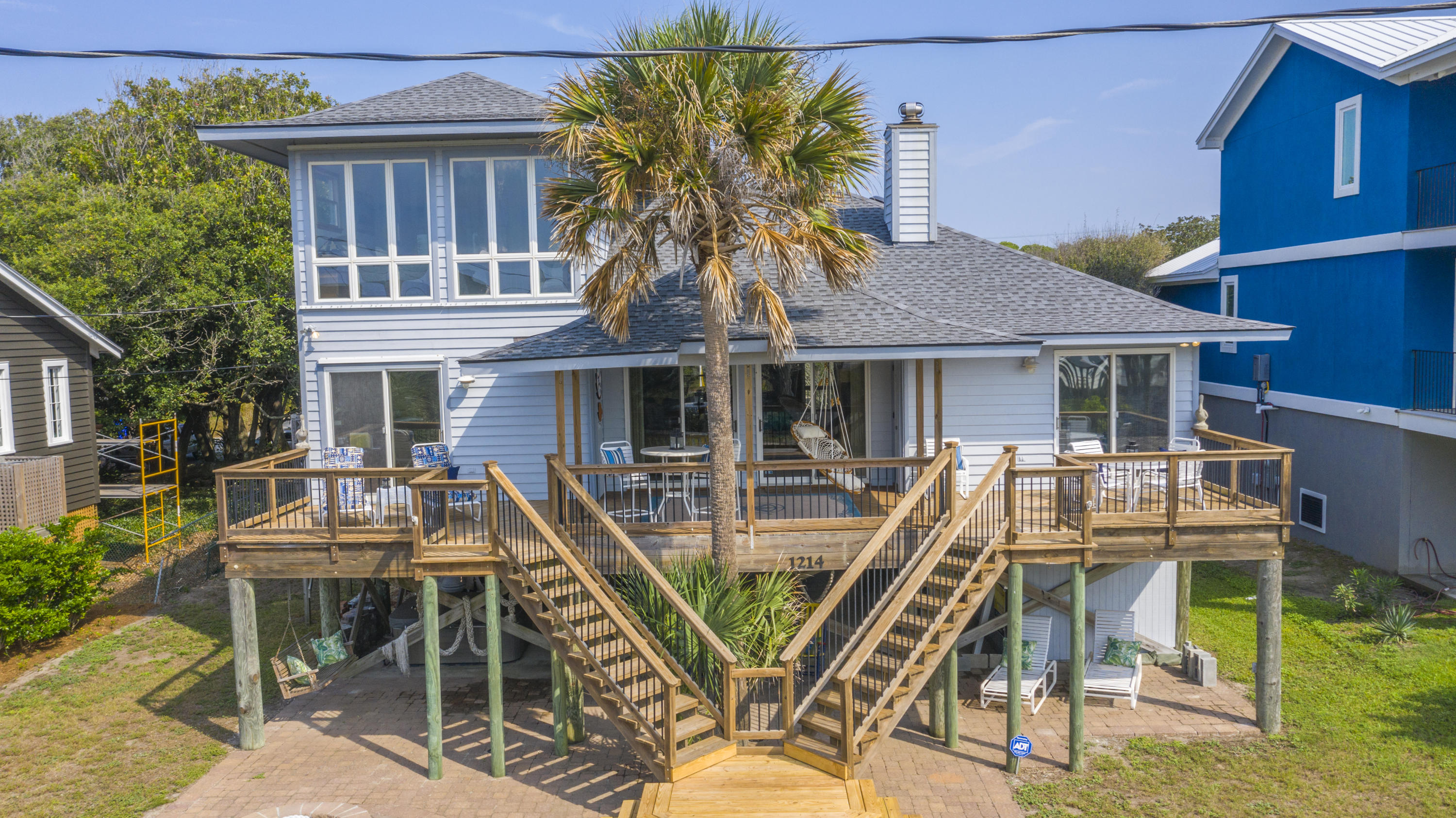 1214 E Arctic Ave Avenue Folly Beach, SC 29439