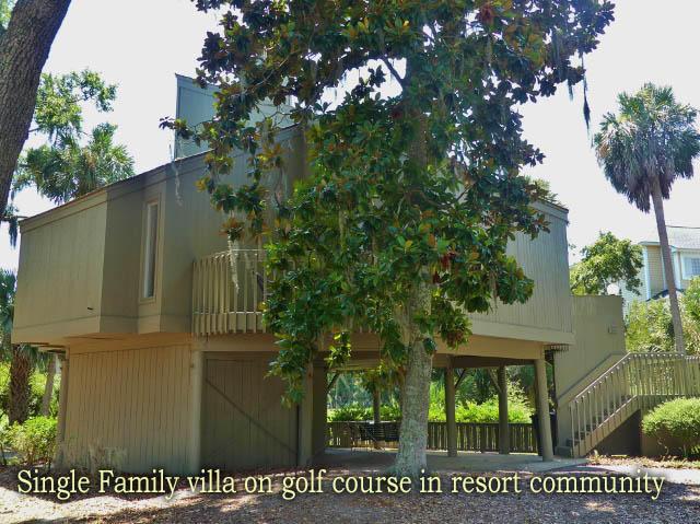 602 Magnolia Walk Villas Edisto Island, SC 29438