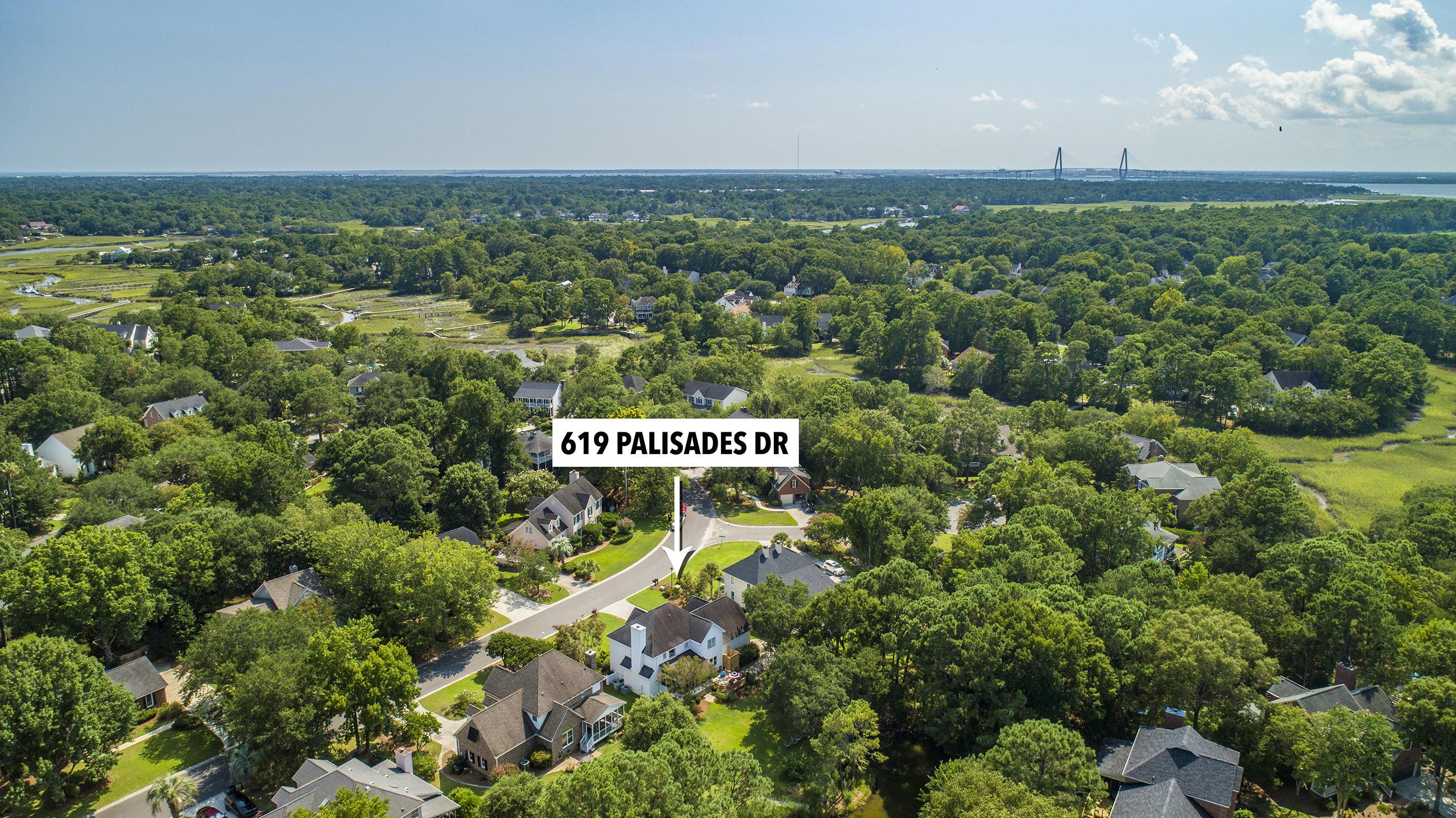 Hobcaw Creek Plantation Homes For Sale - 619 Palisades, Mount Pleasant, SC - 58