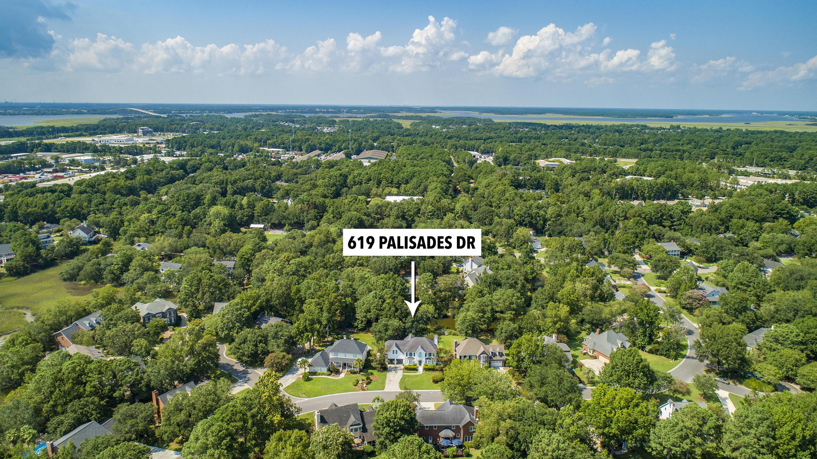Hobcaw Creek Plantation Homes For Sale - 619 Palisades, Mount Pleasant, SC - 56