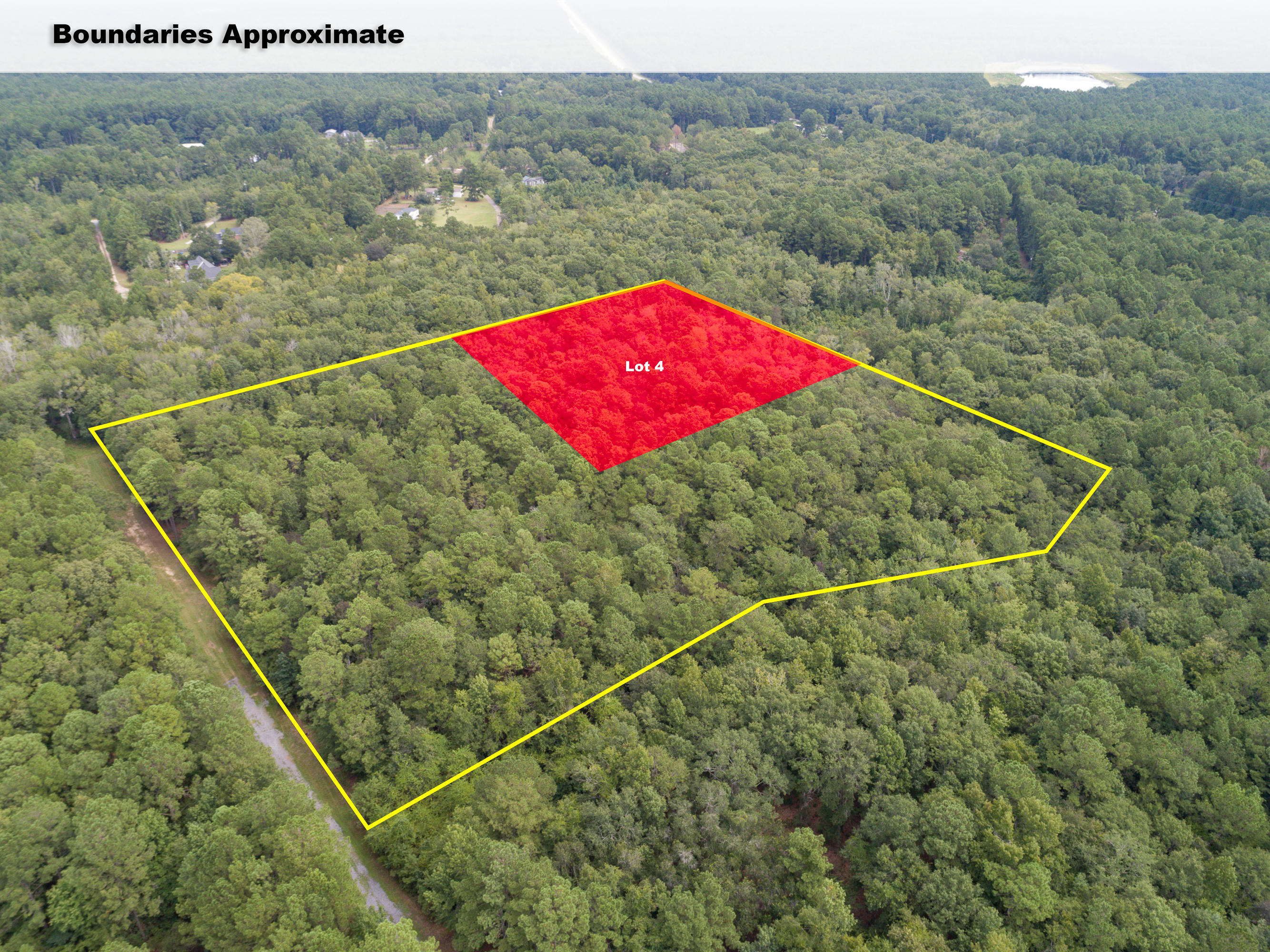Lot 4 White Road Awendaw, SC 29429