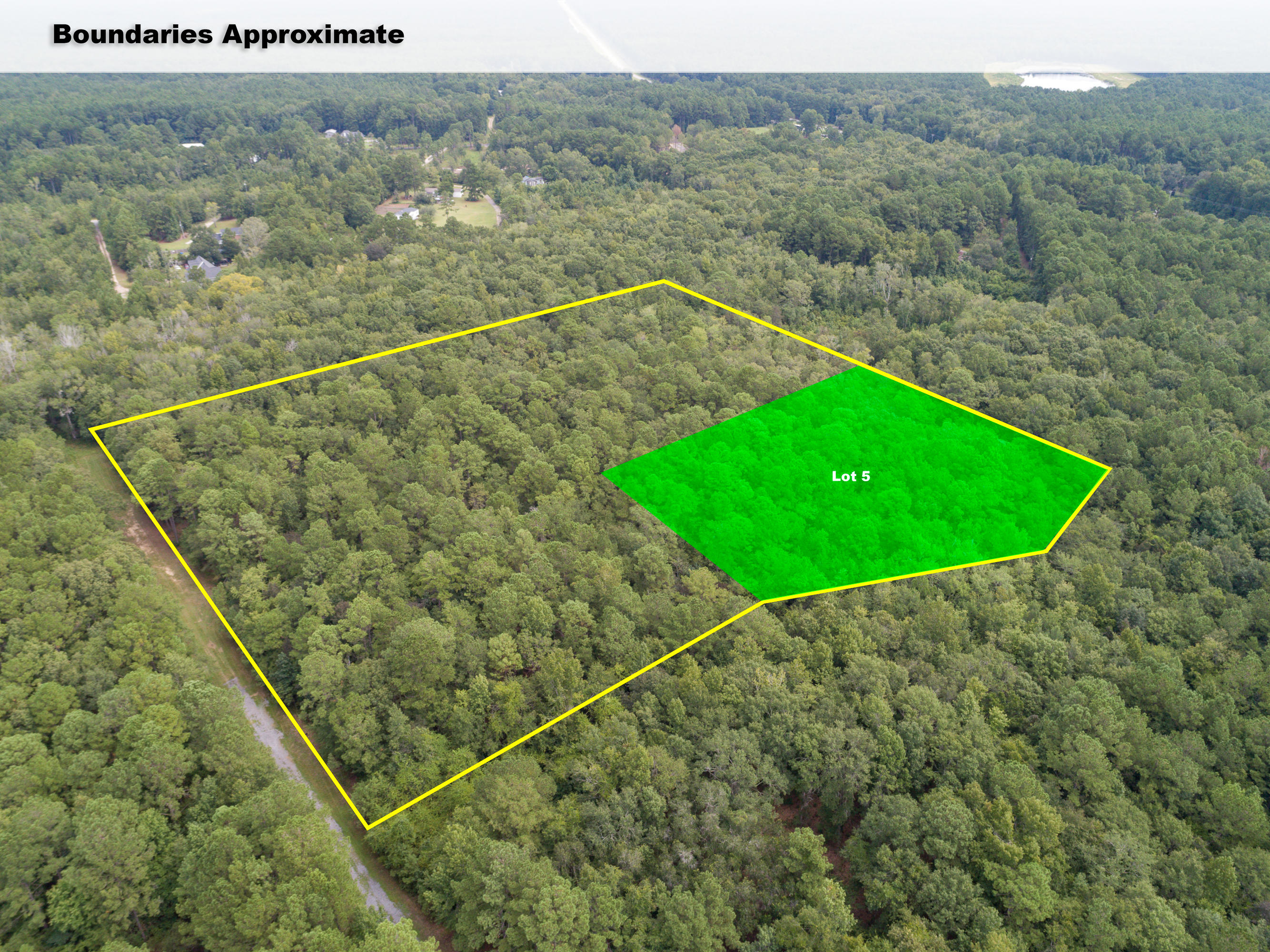 Lot 5 White Road Awendaw, SC 29429
