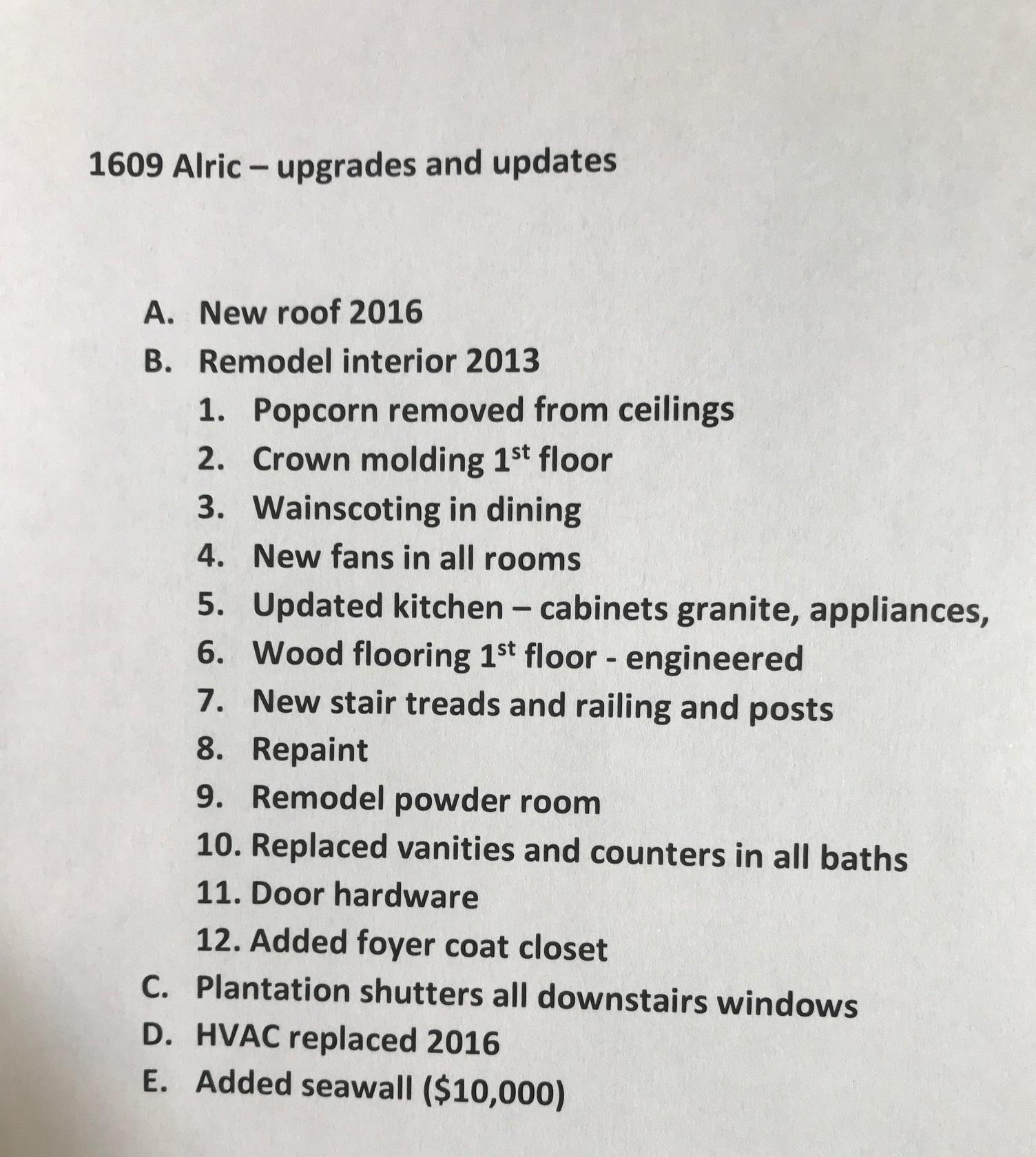 1609 Alric Court Charleston, SC 29412