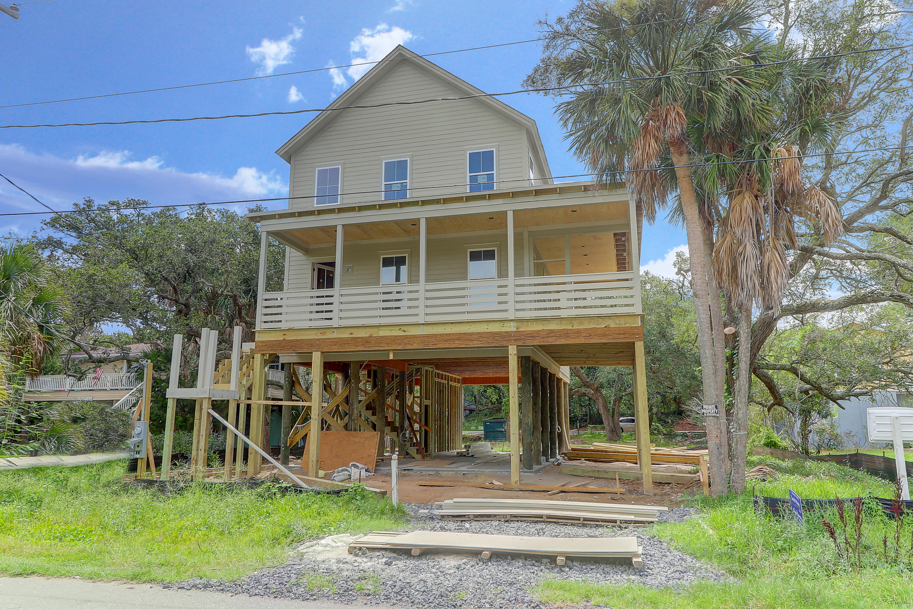 1017 E Cooper Avenue Folly Beach, SC 29439