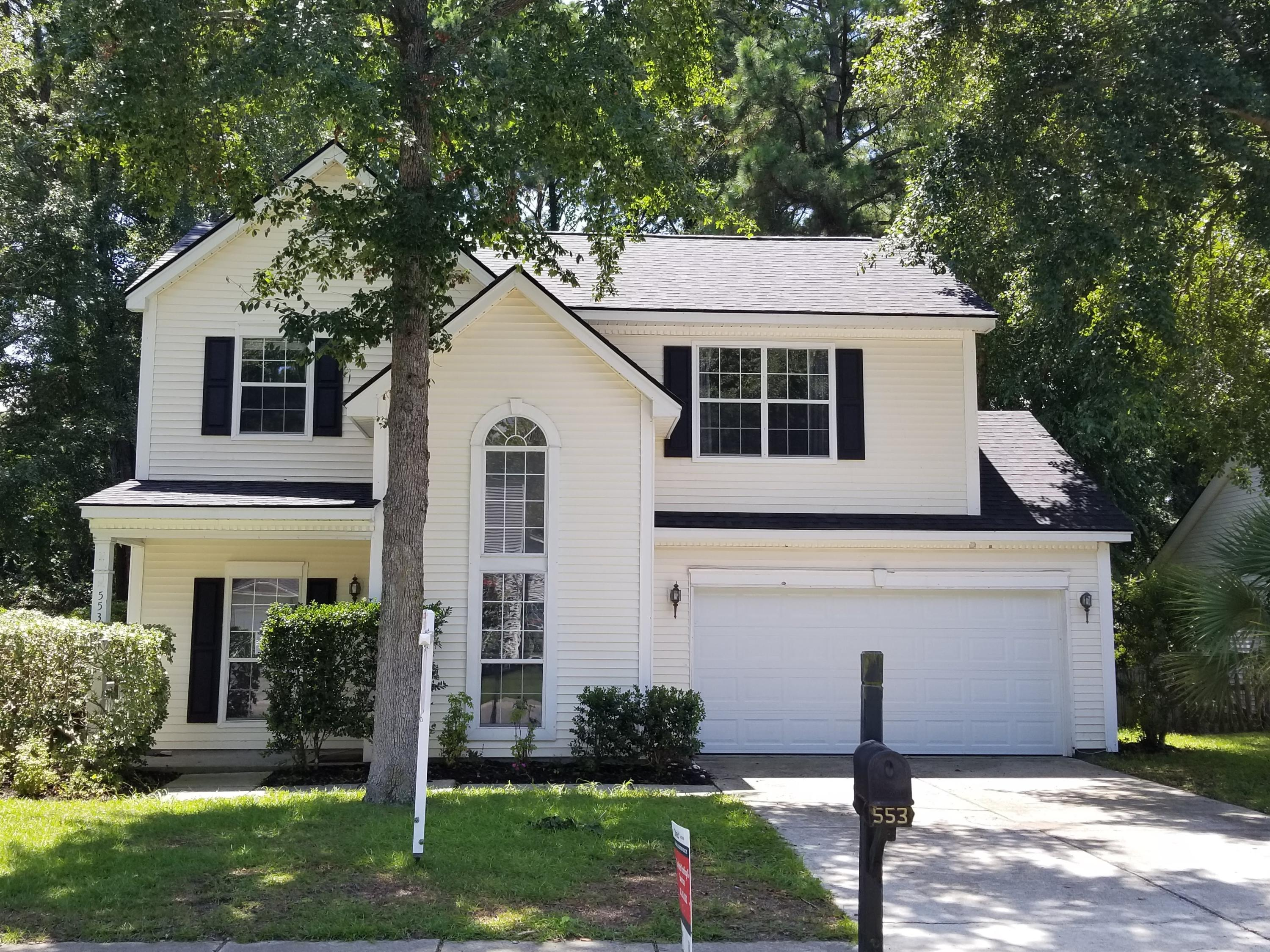 553 Antebellum Lane Mount Pleasant, SC 29464