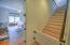 Second stairwell to bonus room