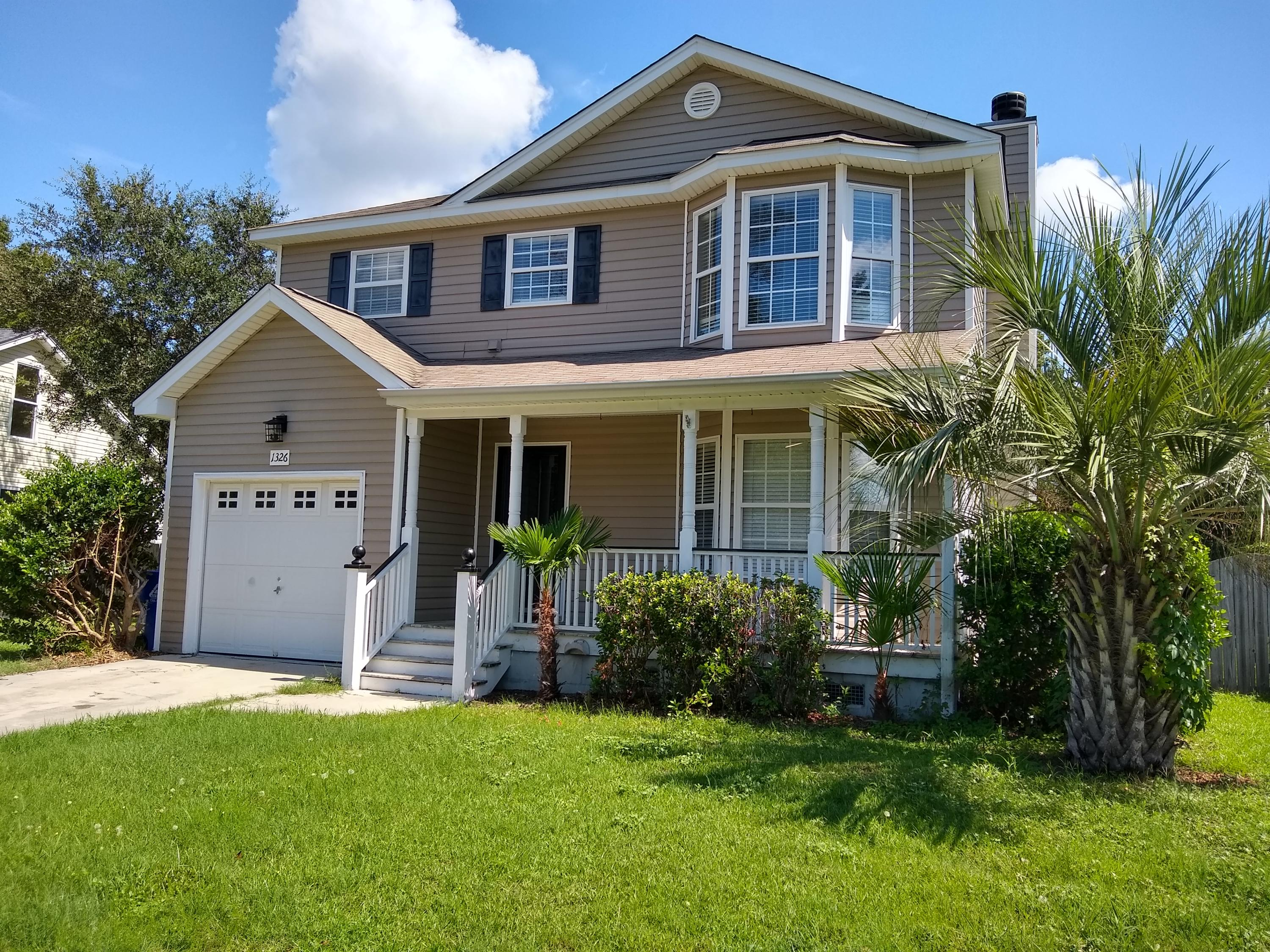 1326 Mapleton Avenue Charleston, SC 29412