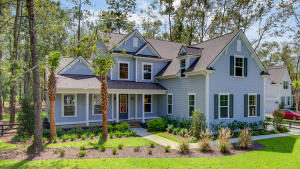 Welcome to Summit Gardens, Summerville's newest luxury home community! The community is a rare find. Each of our homes sits on a large home site which offers privacy and the beauty of mature, natural landscape. In the Alder plan, you'll find skillful craftsmanship, elegant features and upgraded options throughout, including Custom-designed kitchen and bath cabinet layouts, Stainless steel Frigidaire Professional appliances, Custom designed interior trim, stairs, mantle, doors, and window casings, 5'' engineered hardwood floors throughout the main living areas, designer lighting packages, and more! Conveniently located within The Summit community, Summit Gardens is just minutes from historic Downtown Summerville and the highly desirable Dorchester II Schools. You will experience easy access to all major employers, beaches, Historic sites, places of worship, restaurants, and Rte. I-26. Come and see the commitment to luxury and detail that makes each of our homes extraordinary! The homes centerpiece shiplap fireplace & wall of windows looking into a large, private, naturally wooded backyard draws you to the heart of the home. Two dining areas for family or entertainment, relaxed or formal. Main-level Owner's Suite & Master Bath are both large & spacious. Upstairs are 3 or 4 more bedrooms depending on the homebuyer's needs - a home office, flex, or bonus could be had here. Additionally, there is a Media Room upstairs. Home features include structured wiring-dual drop cable/video & phone, flat panel & surround sound pre-wiring. Other fabulous features include hardwood flooring, ceramic tile, recessed lighting. X Flood Zone.