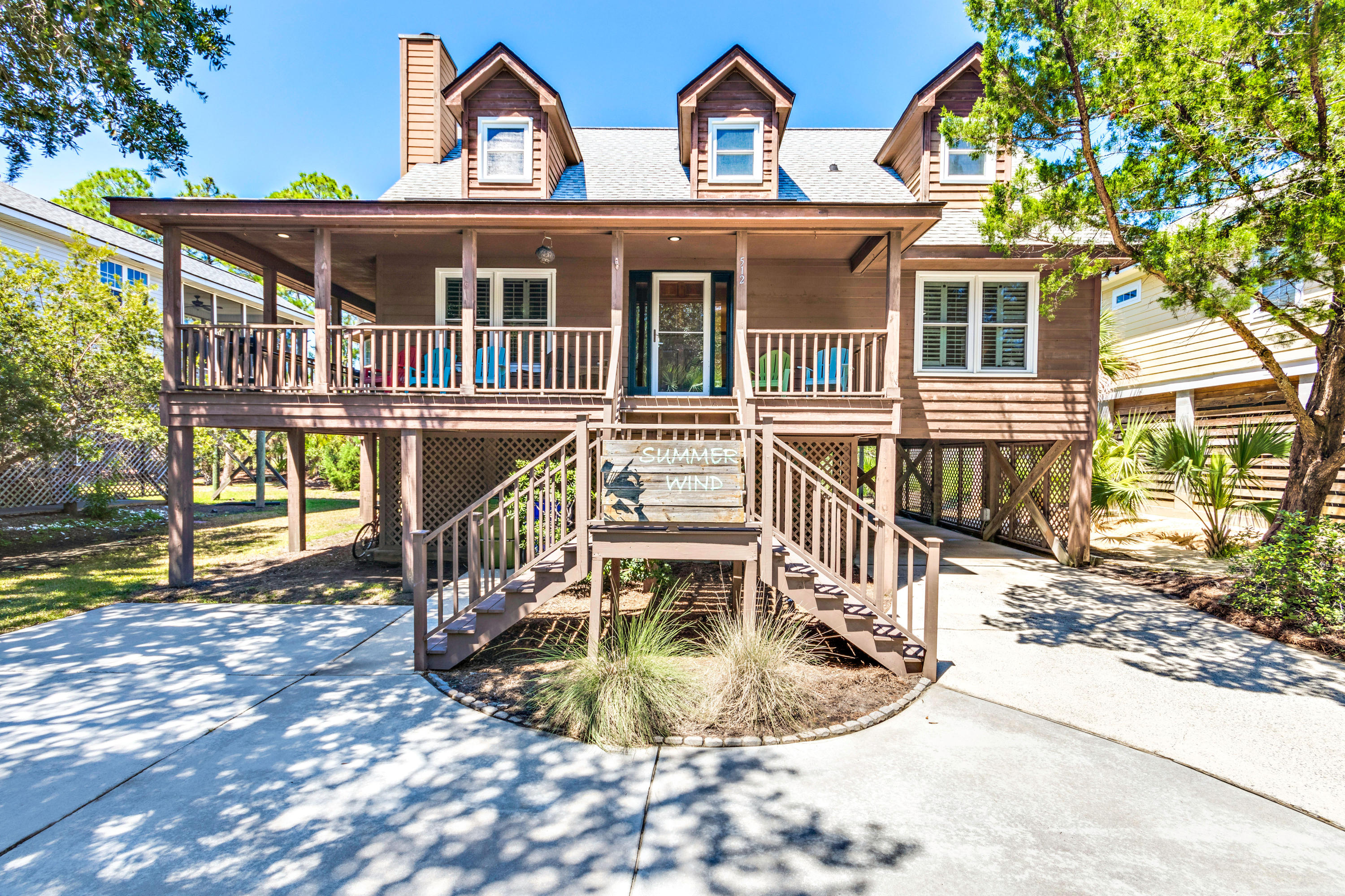512 W Beach Court Folly Beach, SC 29439