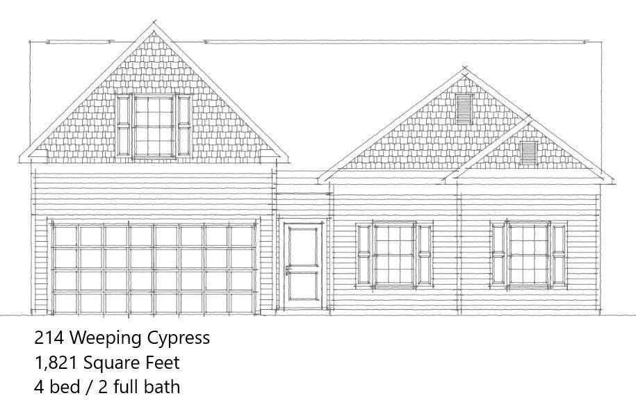 214 Weeping Cypress Drive Moncks Corner, SC 29461