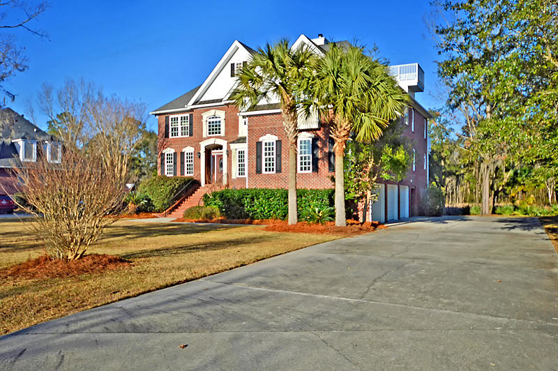 3896 Moss Pointe Court Johns Island, SC 29455