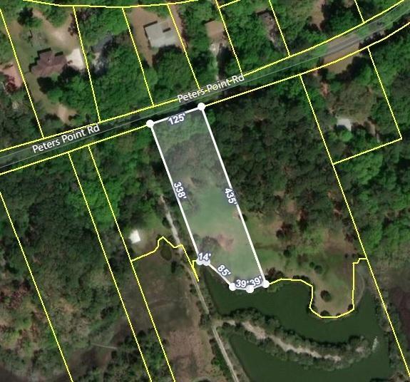 8671 Peters Point Road Edisto Island, SC 29438