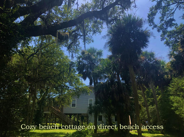 1106 Byrd Street Edisto Island, SC 29438
