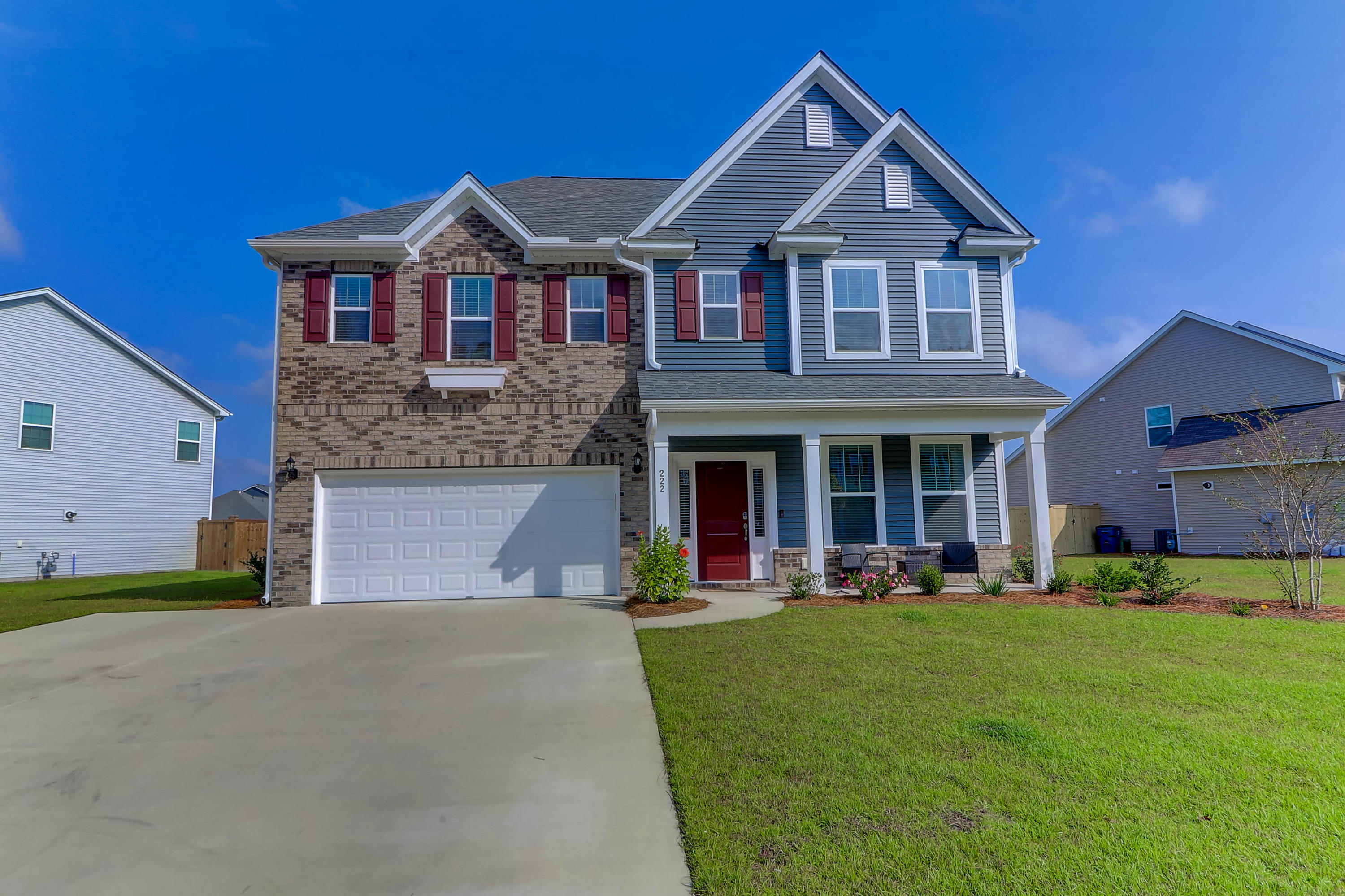 222 Saxony Loop Summerville, SC 29486