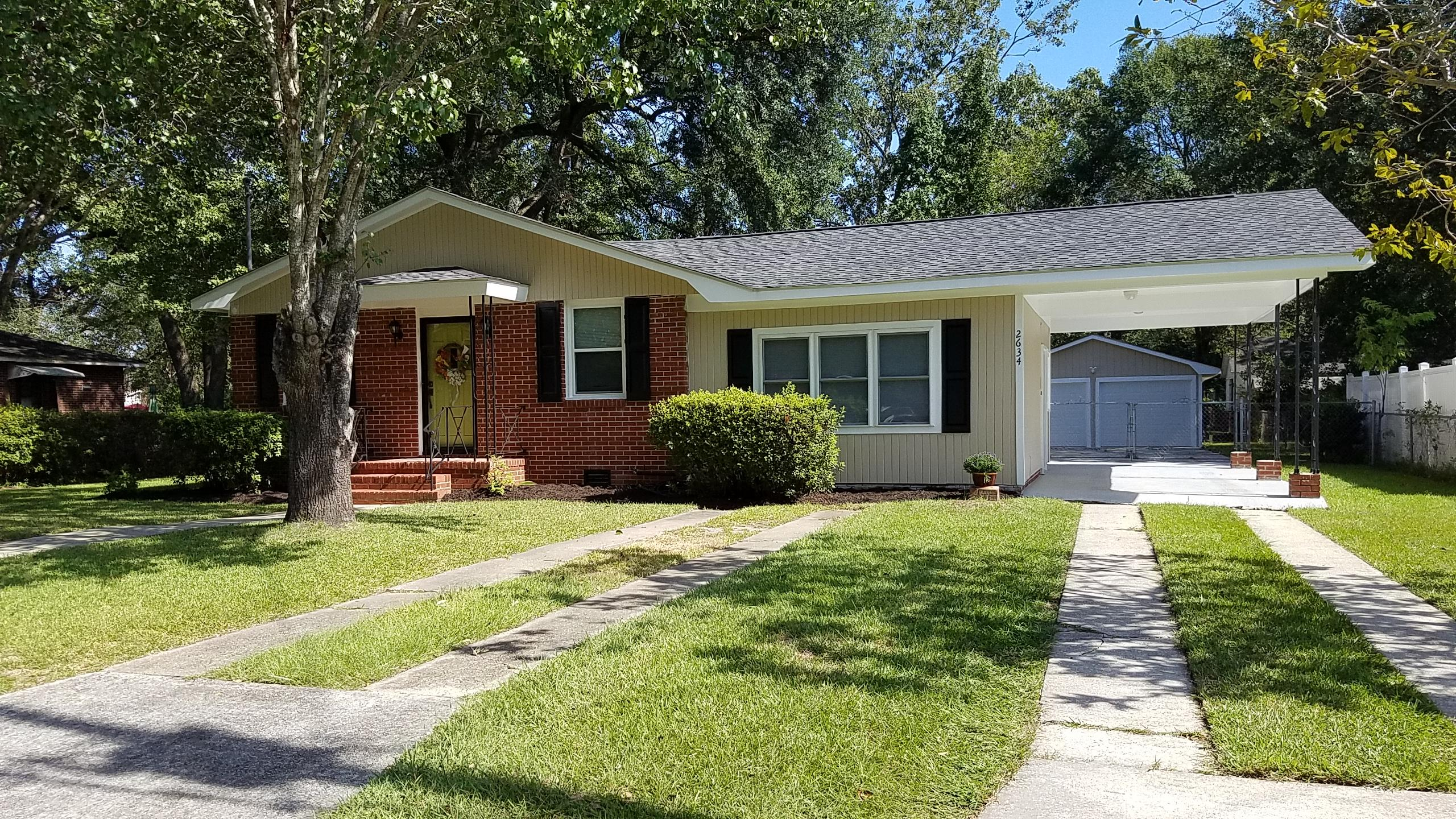 2634 Mona Avenue Charleston, SC 29414